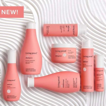 New Living Proof Curl Products!